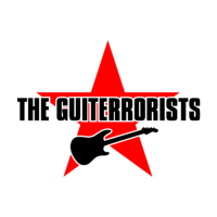 The Guiterrrorists Logo