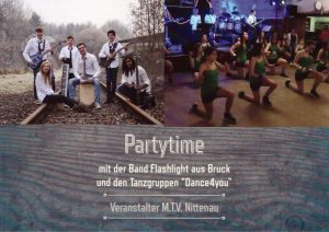 Partytime 2018